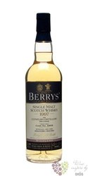 Clynelish 1997 aged 15 years Highland by Berry Bros & Rudd 46% vol.   0.70 l