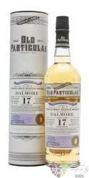 "Dalmore 1997 "" Old Particular Douglas Laing & Co "" aged 17 years Highland whisky 55.5% vol.  0.7"