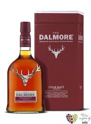 "Dalmore "" Cigar malt "" single malt Highland whisky 44% vol.  1.00 l"