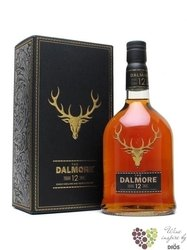 Dalmore 12 years old single malt Highland whisky 40% vol.   1.00 l
