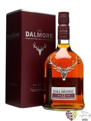 Dalmore 12 years old single malt Highland whisky 40% vol.   0.70 l