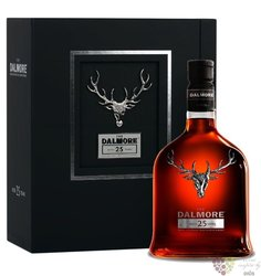 Dalmore 25 years old single malt Highland whisky 42% vol.  0.70 l