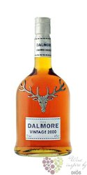 Dalmore 2000 single malt Highland whisky 45% vol.    0.70 l