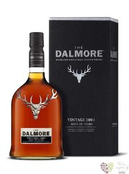 "Dalmore 2003 "" Vintage "" aged 10 years single malt Highland whisky 46% vol.    0.70 l"