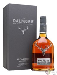 "Dalmore 2001 "" Vintage Port Collection "" aged 15 years single malt Highland whisky 40% vol.  0.70 l"