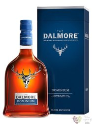 "Dalmore "" Dominium "" single malt Highland whisky 40% vol.   0.70 l"