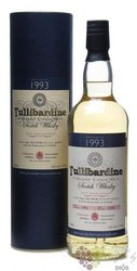"Tullibardine 1993 "" Vintage Collection "" single malt Highland whisky 40% vol. 0.70 l"