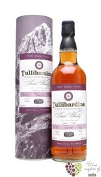 "Tullibardine 1993 "" Port wood finish "" bott. 2006 Single malt Highland whisky 46% vol.    0.70 l"
