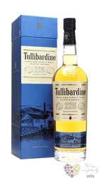 "Tullibardine "" 225 Sauternes finish "" single malt Highland whisky 43% vol.    0.70 l"