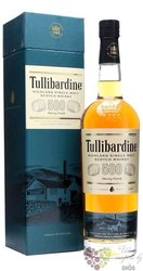 "Tullibardine "" 500 Sherry finish "" single malt Highland whisky 43% vol.    0.70l"
