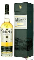 "Tullibardine "" Sovereign bourbon cask "" single malt Highland whisky 43% vol.0.70 l"