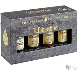 "Tullibardine "" Tasting collection "" Single malt Highland whisky 43% vol. 4x0.05 l"