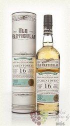 "Auchentoshan 1997 "" Old Particular Douglas Laing & Co "" aged 16 years whisky 48.4% vol.   0.70 l"