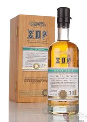 "Auchentoshan 1984 "" XOP "" aged 30 years Lowlands whisky by Douglas Laing & Co 53.9% vol.   0.70"