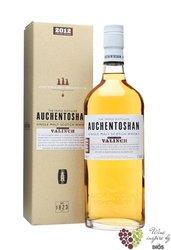 "Auchentoshan "" Valinch ed.2012 "" triple distilled single malt Lowland whisky 57.2% vol.  0.70 l"