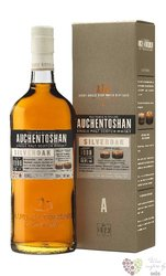 "Auchentoshan 1990 "" Silveroak "" aged 22 years single malt Lowland whisky 50.9% vol.   0.70 l"