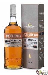 "Auchentoshan "" Heartwood "" single malt Lowland whisky 43% vol.  1.00 l"
