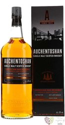 "Auchentoshan "" American oak - Reserve "" single malt Lowland whisky 40% vol. 1.00 l"