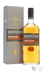 "Auchentoshan "" American oak "" single malt Lowland whisky 40% vol. 0.70 l"