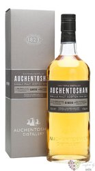 "Auchentoshan "" Classic bourbon oak cask"" aged 10 years single malt Lowland whisky 40% vol.   0.70 l"