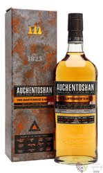 "Auchentoshan "" Bartender´s malt annual ed.1 "" single malt Lowland whisky 47% vol.  0.70 l"
