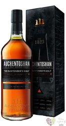 "Auchentoshan "" Bartender´s malt annual ed.2 "" single malt Lowland whisky 50% vol.  0.70 l"
