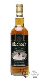 Bladnoch 15 years old single malt Lowlands Scotch whisky 55% vol.    0.70 l