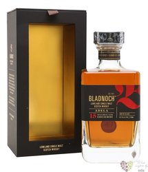 "Bladnoch "" Adela "" aged 15 years single malt Lowlands Scotch whisky 46.7% vol.0.70 l"
