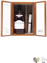 Glen Flagler 1973 Aged 30 years Lowland whisky Inverhouse 46% Vol.   0.70 l