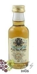 Mac NaMara blended Scotch whisky 40% vol.    0.05 l