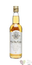 Mac NaMara blended Scotch whisky 40% vol.    0.70 l