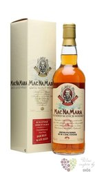 "Mac Namara "" Rum cask finish "" double matured blended Scotch whisky 40% vol.0.70 l"