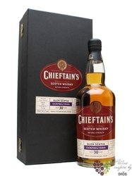 "Rosebank 1990 "" Chieftain´s Range "" aged 18 years Lowland whisky by Ian Macleod46% vol.   0.70 l"