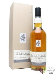 Rosebank 1981 aged 25 years single malt Lowland whisky 61.4% vol.     0.70 l