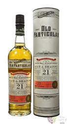"Allt A´Bhainne 1992 "" Douglas Laing & Co Old Particular "" aged 21 years 51.5% vol.   0.70 l"