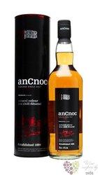 anCnoc 22 years old single malt Speyside whisky 46% vol.  0.70 l