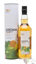 "anCnoc "" Blas "" single malt Speyside whisky 54% vol.   0.70 l"
