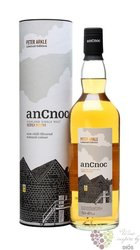 "anCnoc "" Peter Arkle no.4 - Warehouses "" single malt Speyside whisky 46% vol. 0.70 l"