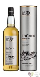 "anCnoc "" Black hill reserve "" single malt Speyside whisky 46% vol.  1.00 l"