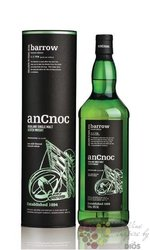 "anCnoc "" Barrow ""  single malt Speyside whisky 46% vol.   1.00 l"