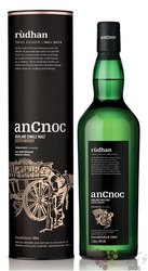 "anCnoc "" Rudhan "" single malt Speyside whisky 46% vol.  1.00 l"