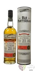 "Aultmore 1991 "" Old Particular Douglas Laing & Co "" aged 11 years Speyside 51.5% vol.  0.70 l"
