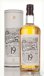 "Craigellachie "" Foward & Mackie founders "" aged 19 years Speyside whisky 46% vol.  1.00 l"
