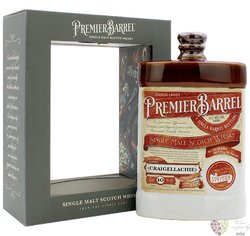 """Craigellachie 2009 """" Douglas Laing & Co Premier barrel """" Speyside whisky 46% vol.  0.70 l"""