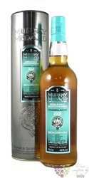 "Craigellachie 2008 "" Benchmark "" aged 8 years single malt whisky by Murray McDavid 46% vol. 0.70 l"
