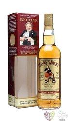 "Craigellachie 2002 "" Frisky "" aged 8 years Speyside whisky 60.3% vol.  0.70 l"