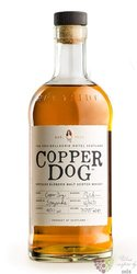 "Craigellachie "" Copper dog "" Speyside Blended Scotch Whisky 40% vol.  0.70 l"