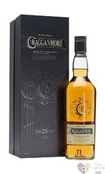 "Cragganmore 2014 "" Natural cask "" aged 25 years single malt Speyside whisky 51.4% vol.    0.70 l"
