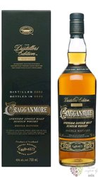 "Cragganmore 2000-2013 "" Distillers edition "" Speyside whisky 40% vol.   0.70 l"