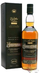 "Cragganmore 2001 "" Distillers edition "" bott.2014 single malt Speyside whisky 40% vol.   0.70 l"